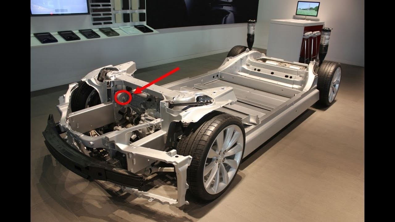Tesla Powertrain
