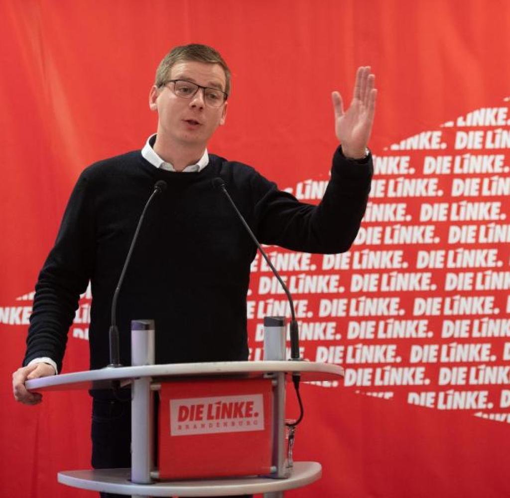 Sebastian Walter Linke-Landtagsfraktion